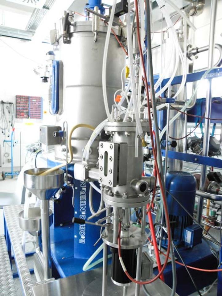 satelite bioreactor